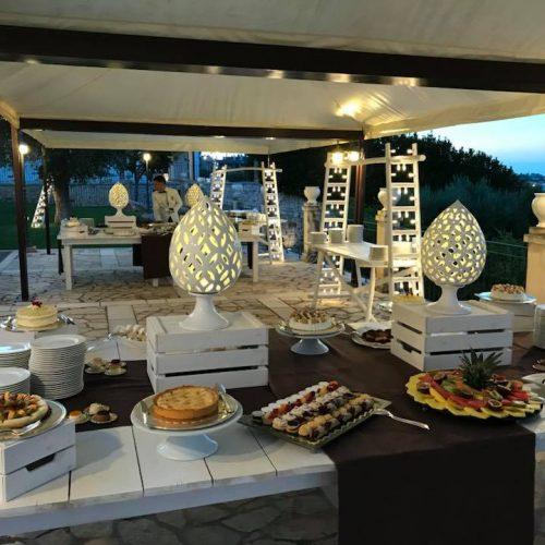 matrimonio di sera dolci